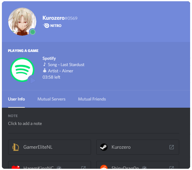 spotify on discord