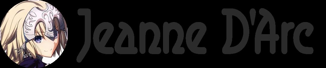 Jeanne Logo
